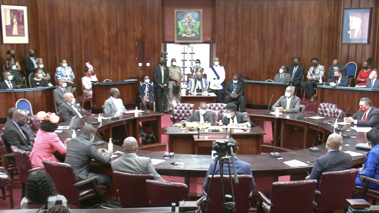 Another no show by Allen Chastanet at the Second Sitting of the House of Assembly