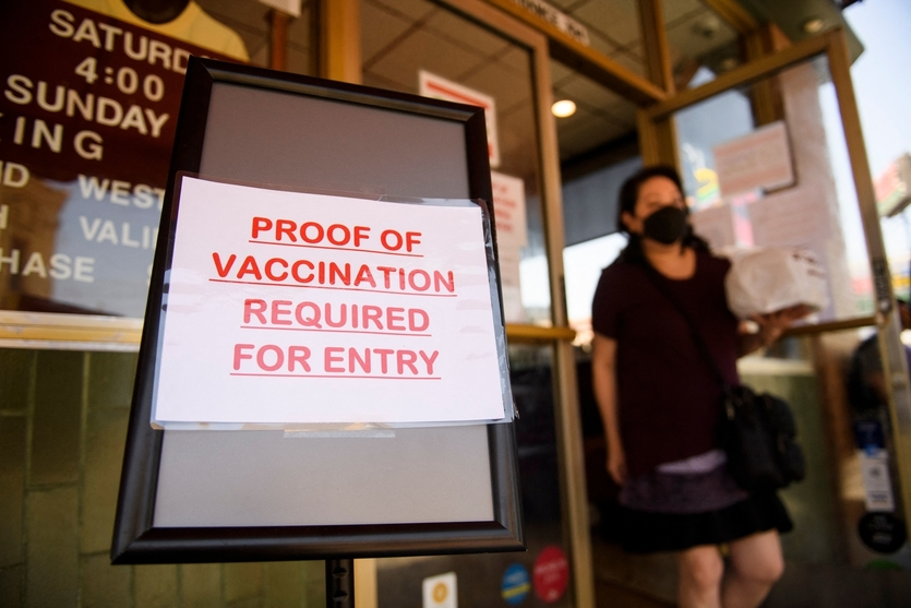 Compulsory Vaccination Need Not Be Explicit Government Policy